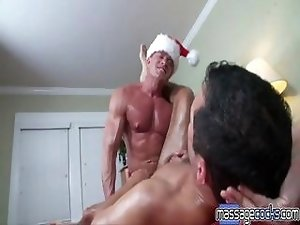 Massagecocks Oily Anal Therapy