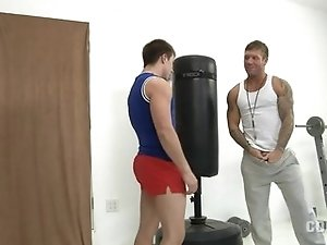 Gay Coach 4 - Bo - Bareback