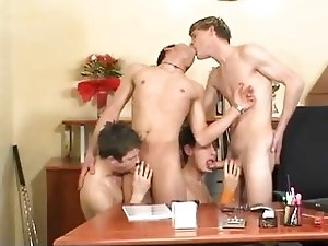 Teen Gay 4 Some With Lots Of Jizz